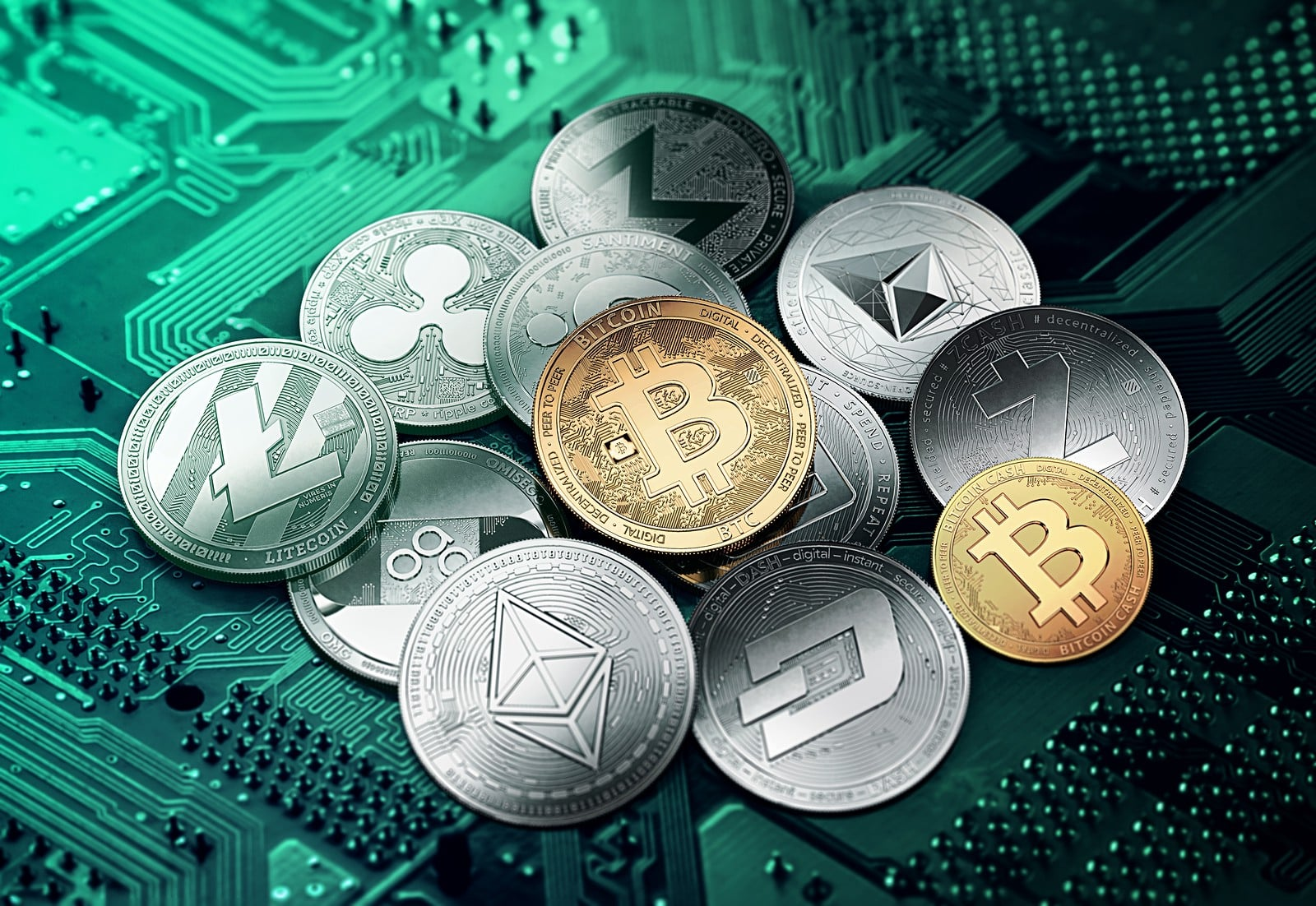 Crypto currency: more freedom or more security?