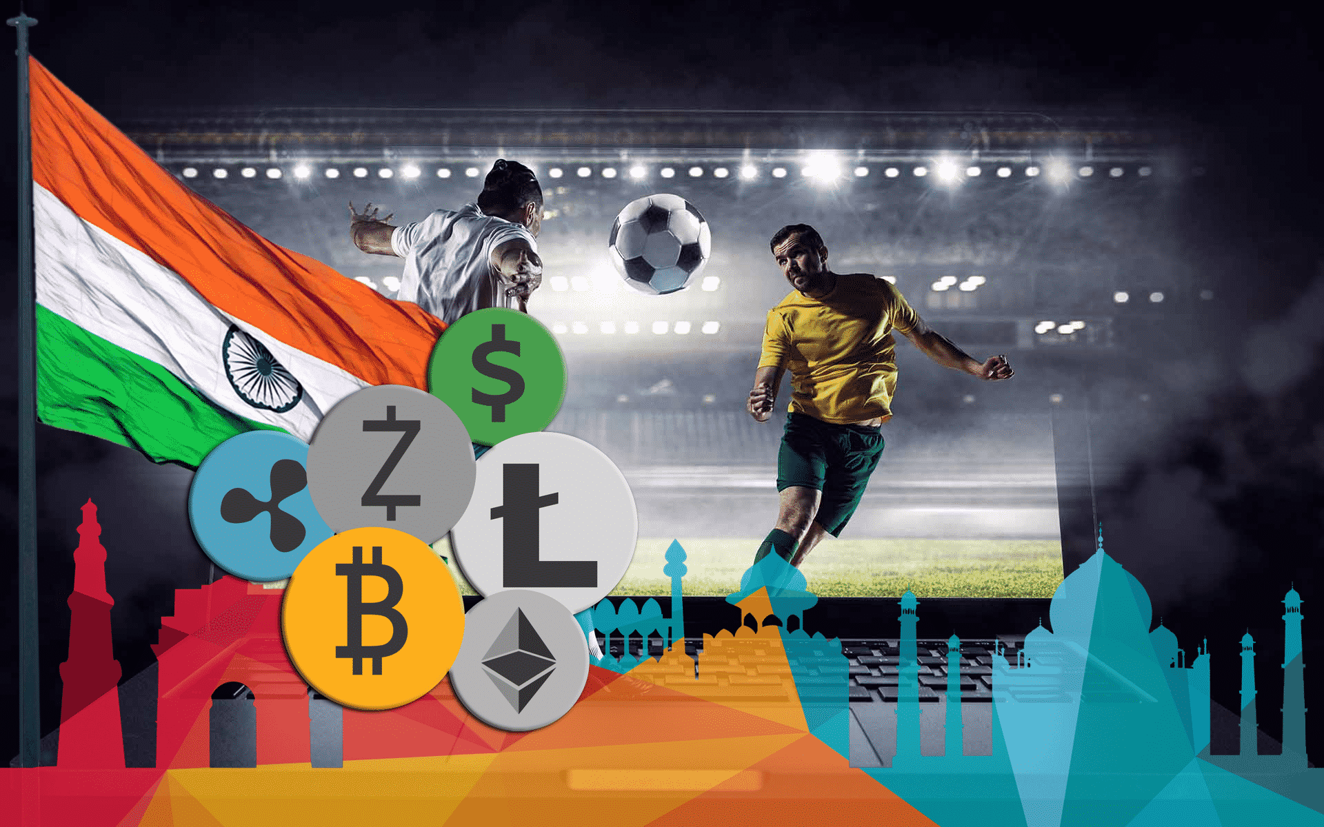 Crypto currency in India and Sports betting: All you need to know