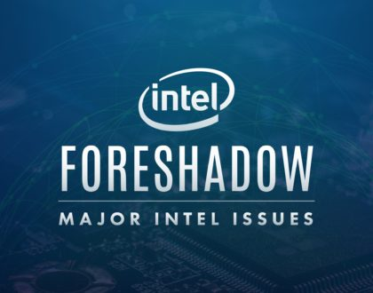Intel's Foreshadow Flaw and the Future of Cryptocurrency