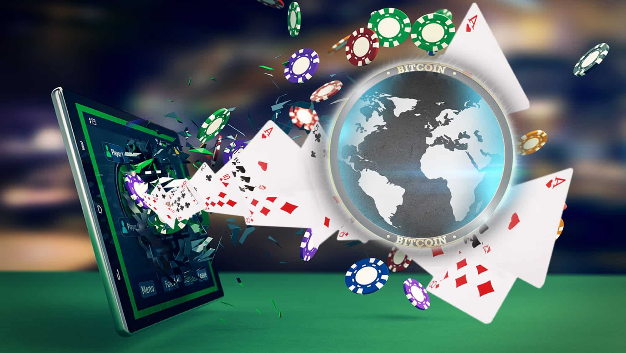 Online Gaming Industry Is Actively Utilizing The Blockchain Technology To Offer You The Most Exciting Experience Ever