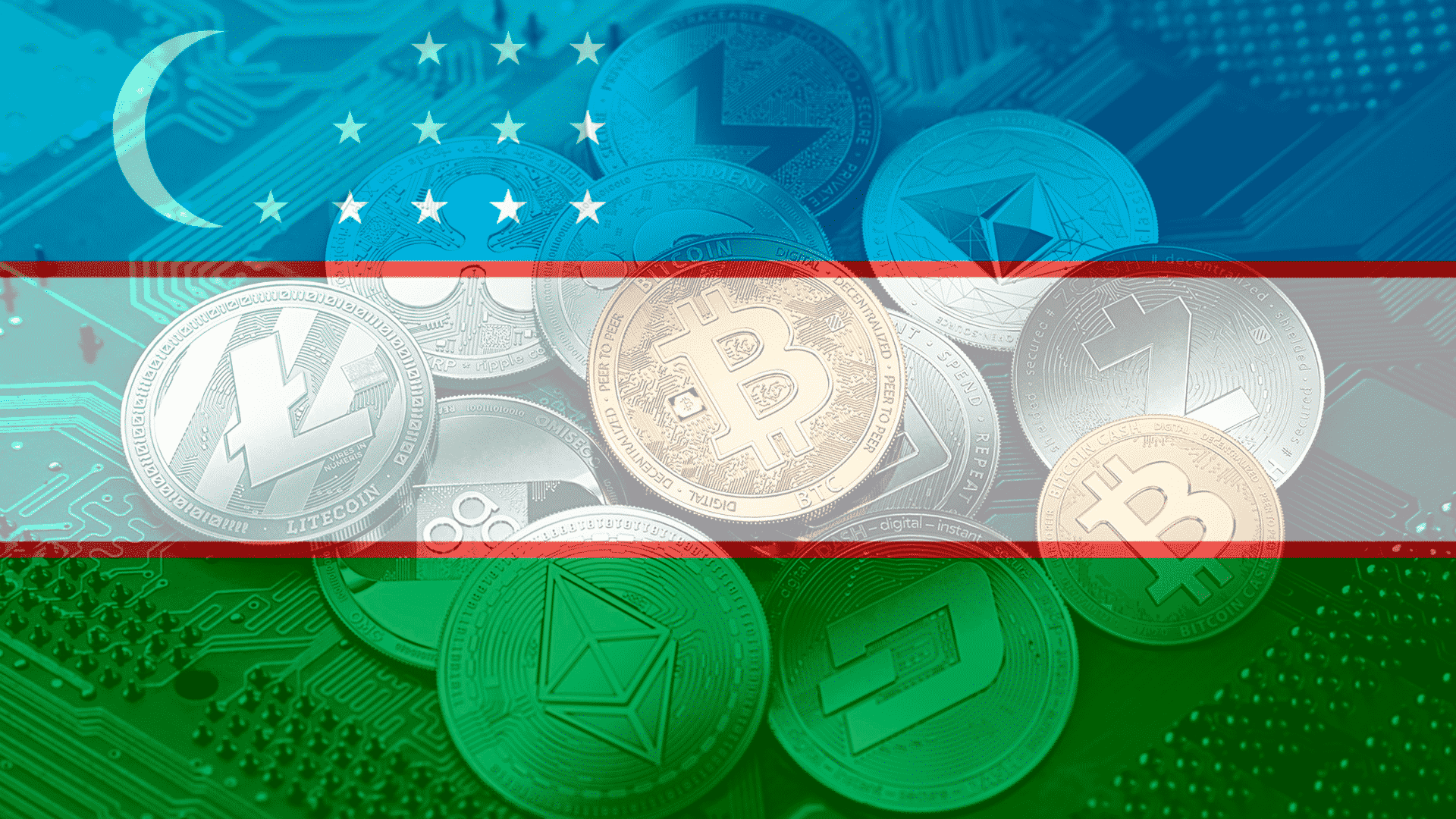 Uzbekistan Says 'Yes' to Cryptocurrency