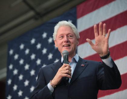 Bill Clinton: Former President talks about the Blockchain technology.