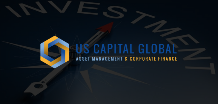 US Capital Global Securities Firm Offers Investors $10 Million Equity Investment in tokenized digital fund