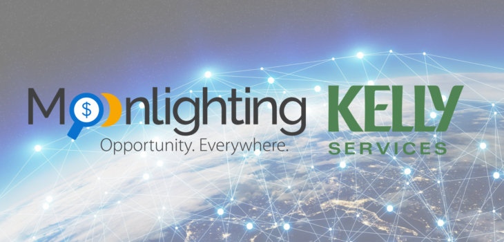 Kelly Services Announces Partnership Moonlighting