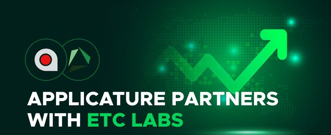 ETC Labs Joins Hands With Applicature To Induce Lucrative Blockchain Projects To The ETC BlockchainETC Labs Joins Hands With Applicature To Induce Lucrative Blockchain Projects To The ETC Blockchain
