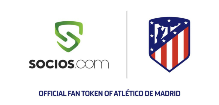 Spanish Soccer Team Atletico de Madrid Launch Cryptocurrency Fan Token through Socios.com