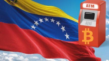 Amid Economic Turmoil Venezuela Gets First Bitcoin ATM