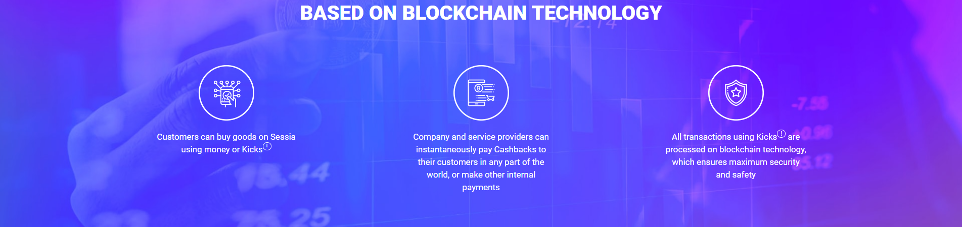 Sessia To Revolutionize The Market Through Blockchain Cashback Service (2)