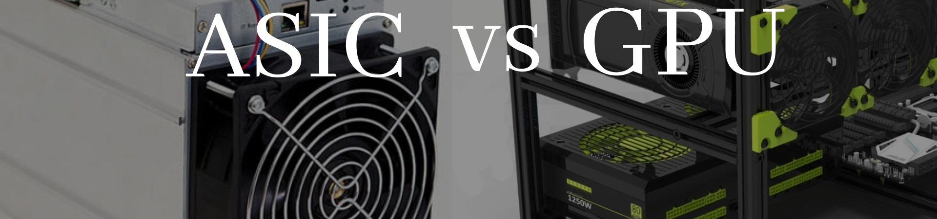 ASIC vs GPU: Which Crypto Mining Is Profitable?