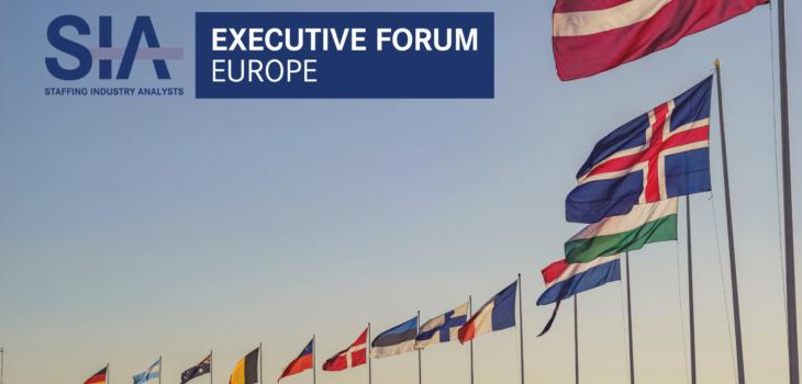 Blockchain, AI, Robotics to Change Staffing Industry at Executive Forum Europe