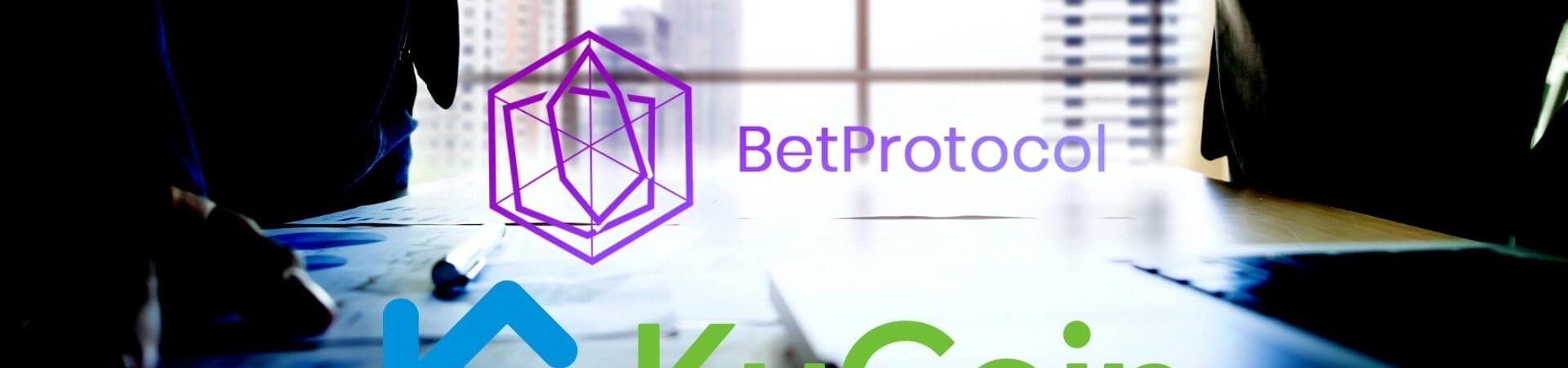 KuCoin and BetProtocol Partner To Enable Playing Games With KCS