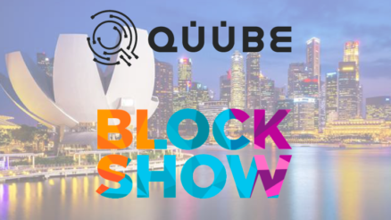 QUUBE Exchange to Sponsor Blockchain Conference Blockshow Asia 2019