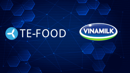 Vinamilk Selected TE-FOOD's Bockchain Technology for Solution to Track its Product