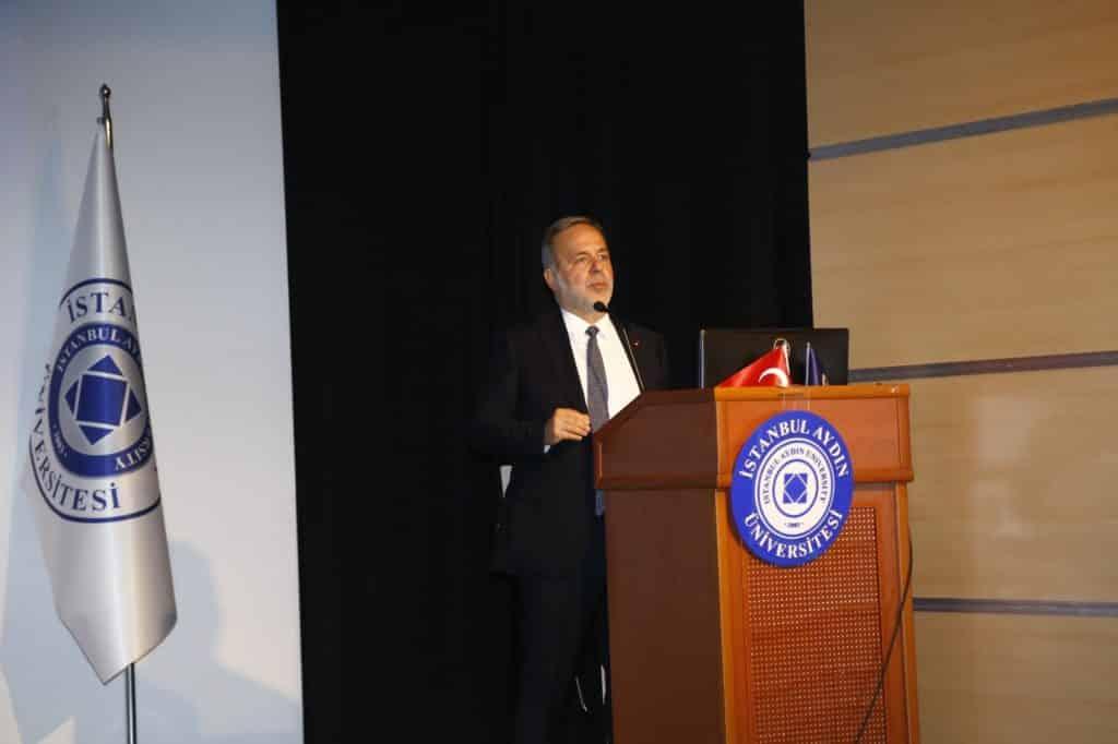 Erol User Speech at Aydin University