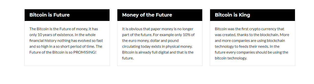 Earn more with Bitcoin Future!