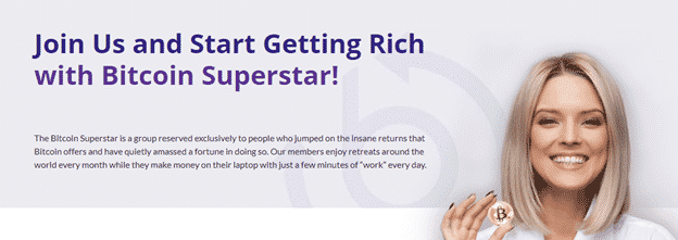 Bitcoin Superstar Review – About the Platform
