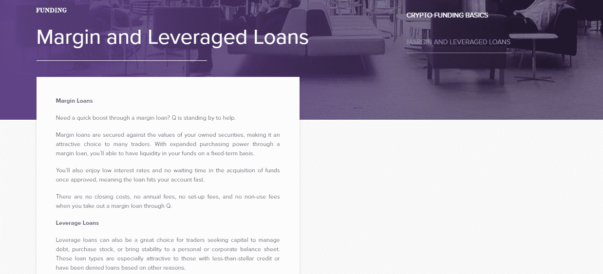 AnalystQ Review - Margin and Leveraged Loans