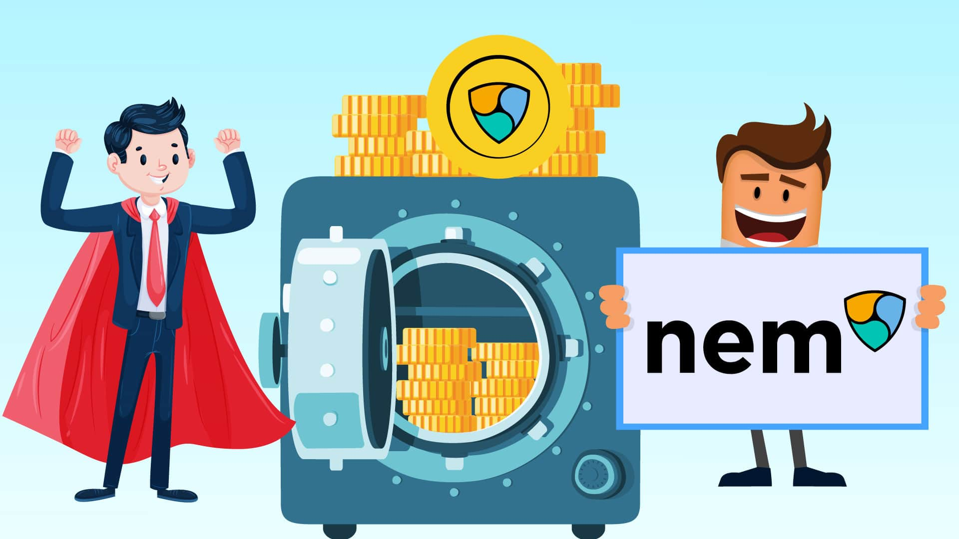 NEM Marks Steady Recovery After Last Month's Massive Crash